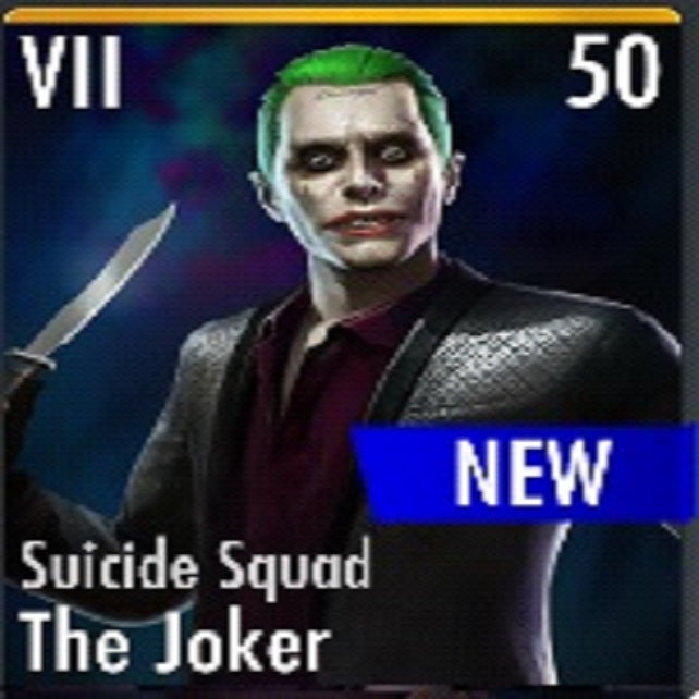 ✄ Suicide Squad The Joker