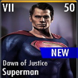 ✄ Dawn of Justice Superman