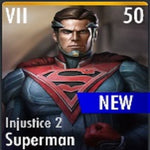 ✄ Injustice 2 Superman