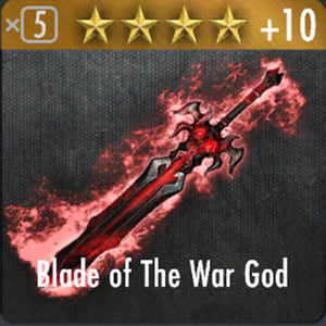 ✄ Blade Of The War God