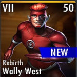 ✄ Rebirth Wally West