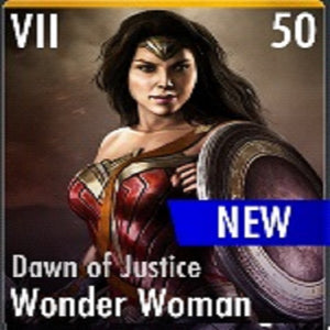 ✄ Dawn of Justice Wonder Woman