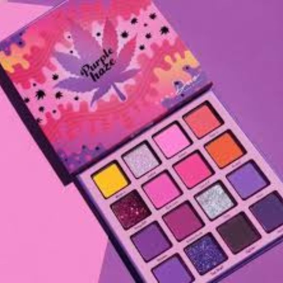 Purple Haze Pallete Kara Beauty