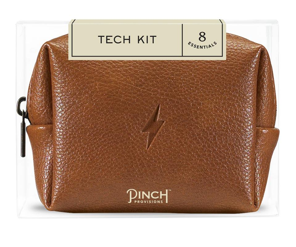 Pinch Provisions Tech Kit in Cognac