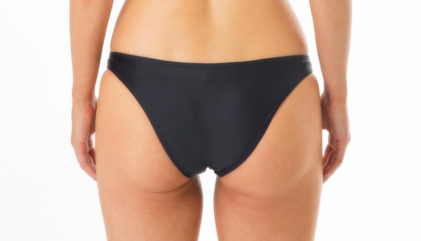 Cheeky Lady Bikini Pant - Black