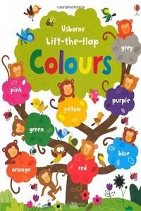 Lift the Flap Colours Book - iRead