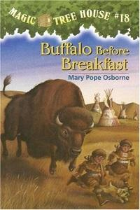 Magic Tree House 18 Buffalo Be - iRead