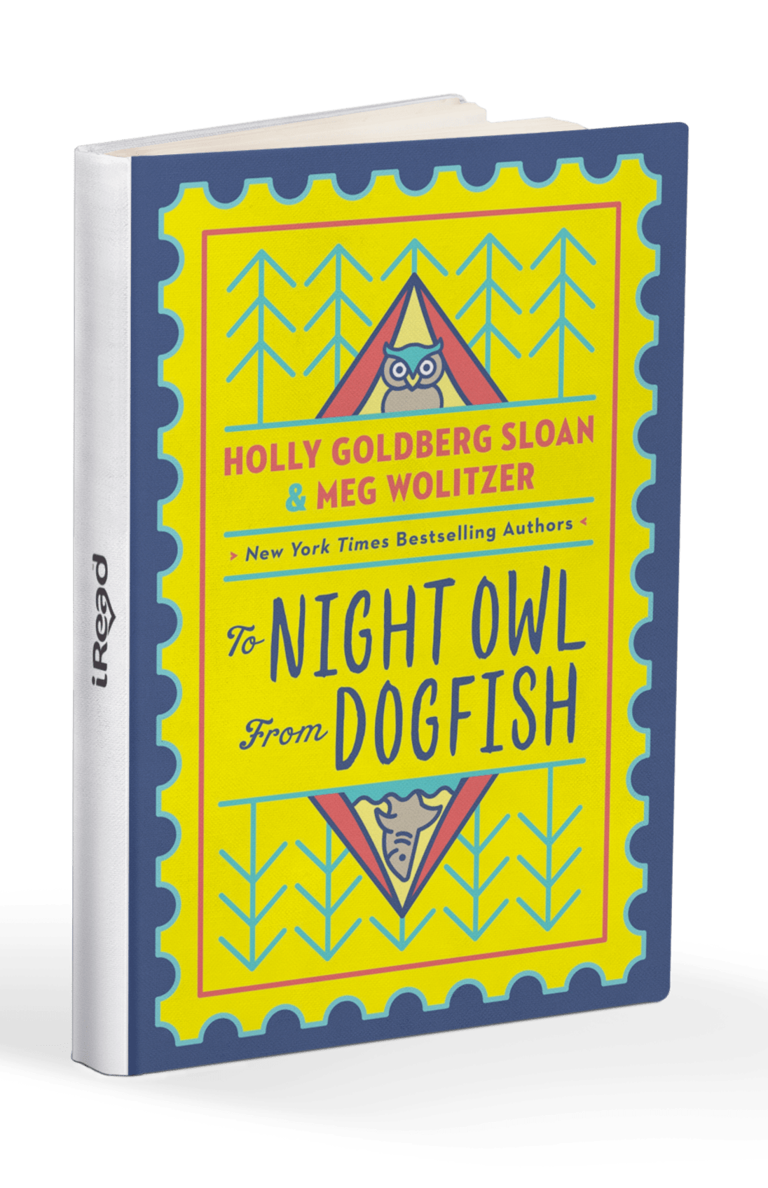 To Night Owl from Dogfish - iRead