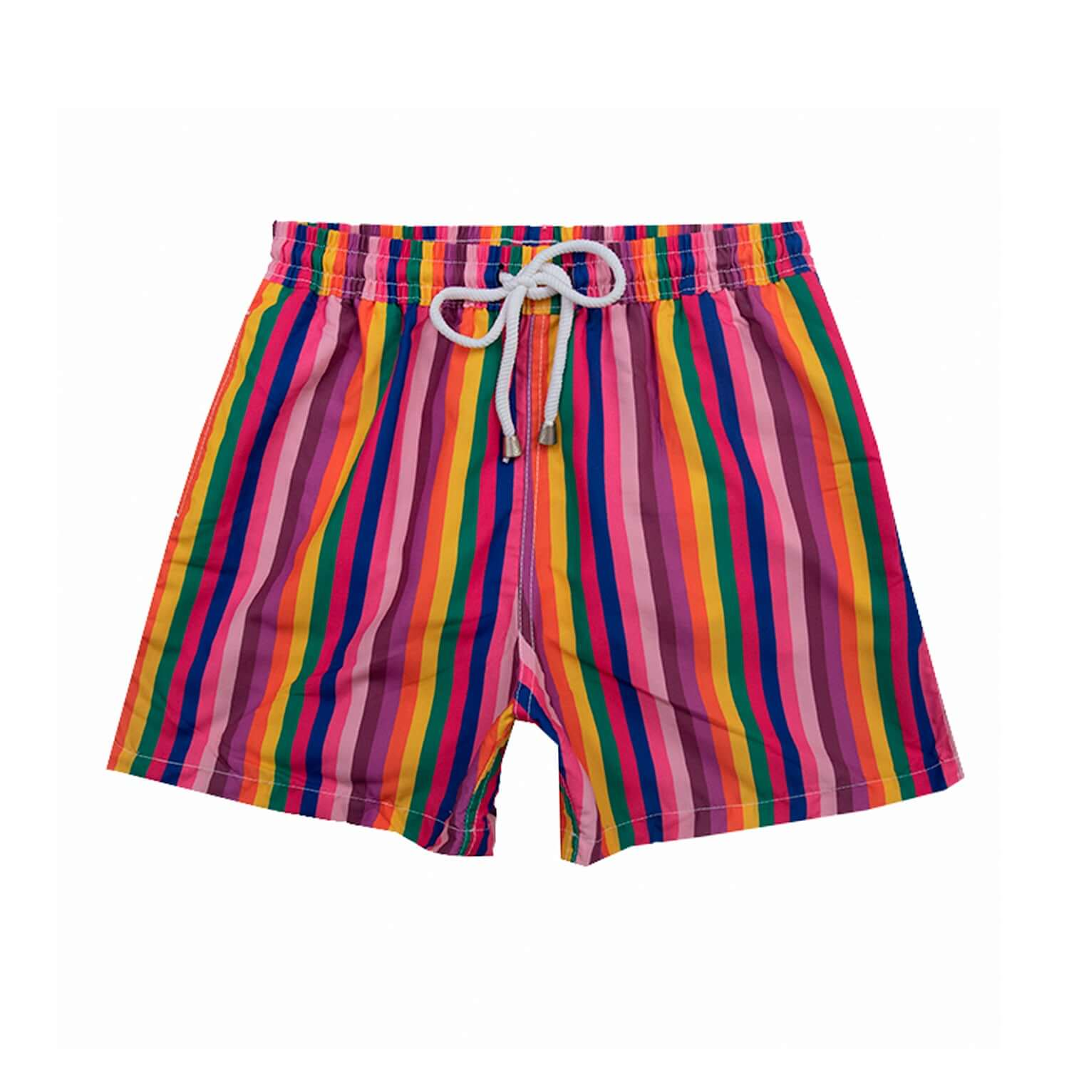 STRIPES MULTI PINK - Clorofila Sea Wear
