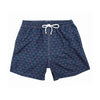 SQUARES NAVY - Clorofila Sea Wear