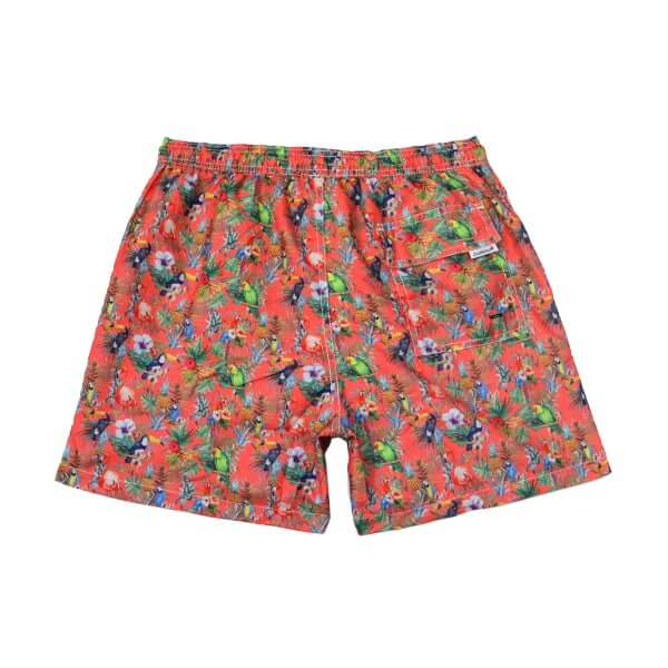 TROPICAL ORANGE KIDS - Clorofila Sea Wear