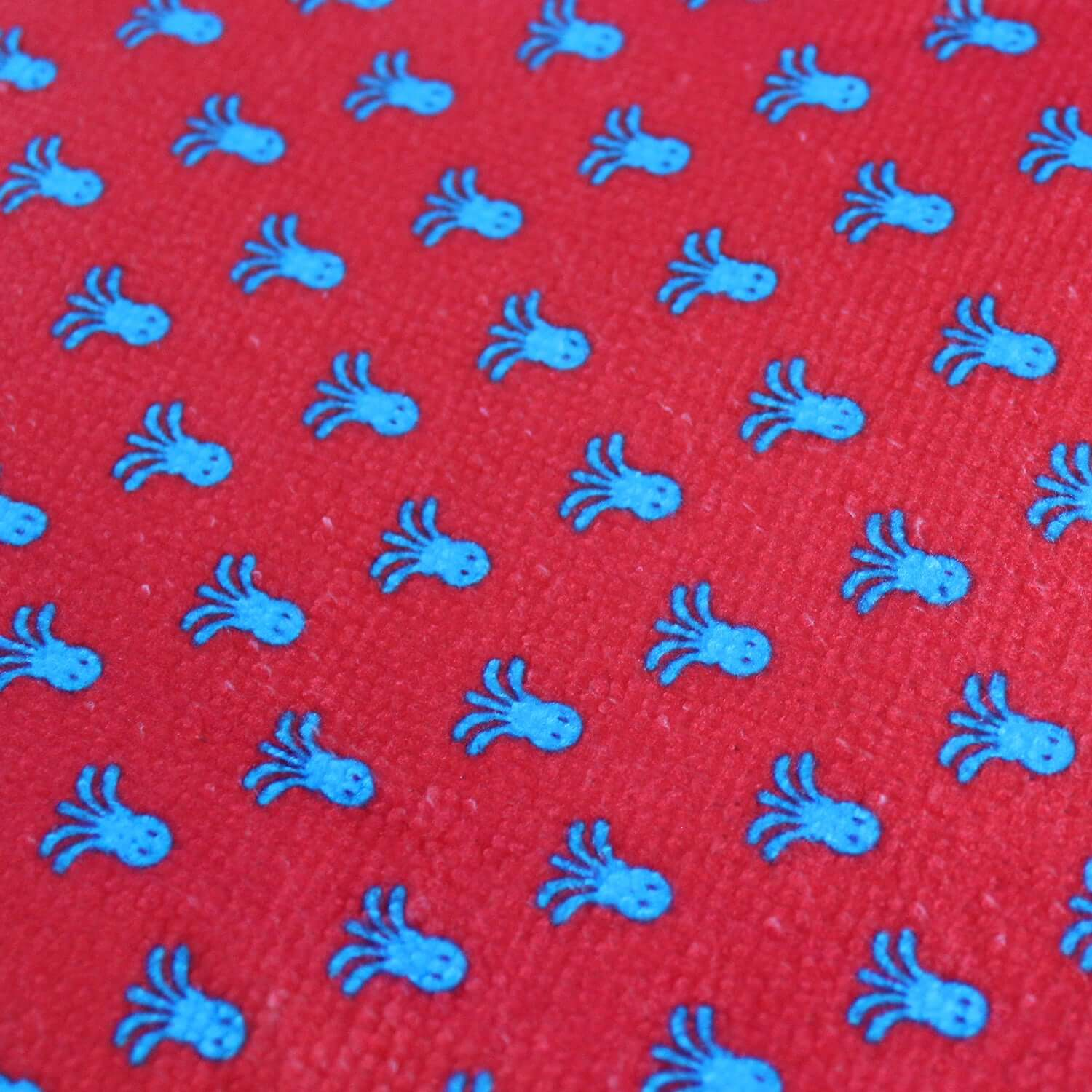 PRINTED OCTOPUS TOWEL - Clorofila Sea Wear