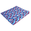 PRINTED SQUARES TOWEL - Clorofila Sea Wear