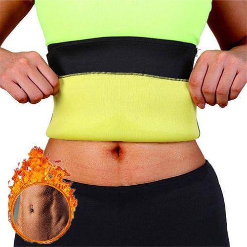 Sweat Shaper Waist Trimmer For Women