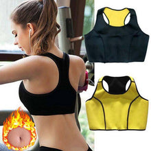 Load image into Gallery viewer, Women's Sweat Workout Tank Top