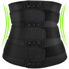 Load image into Gallery viewer, Waist Trainer for Women Body Shaper Workout Corsets Cincher-Waist Trainer-Sassywaist