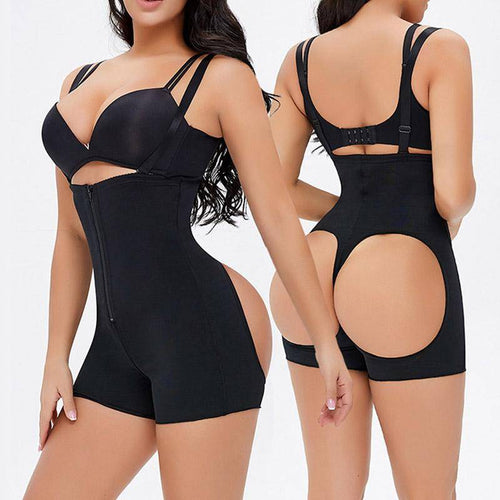 Hourglass Workout Butt Lifter High Waisted Tummy Control Shaper