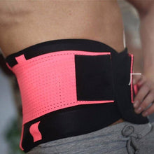 Load image into Gallery viewer, Waist Trainer Belt For Workout Sport Girdle Belt