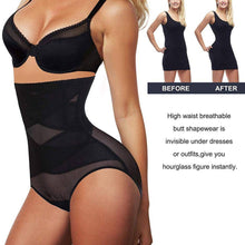 Load image into Gallery viewer, Women Butt Lifter Shapewear Belt High-waisted Double Tummy Control Panty-Body Shaper-Sassywaist