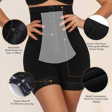 Load image into Gallery viewer, Invisible High-waisted Shapewear Butt Lifter Thigh Slimmer Underwear-Body Shaper-Sassywaist