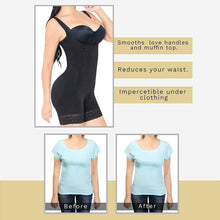 Load image into Gallery viewer, Shapewear Vest for Women With Shorts-Waist Trainer-Sassywaist