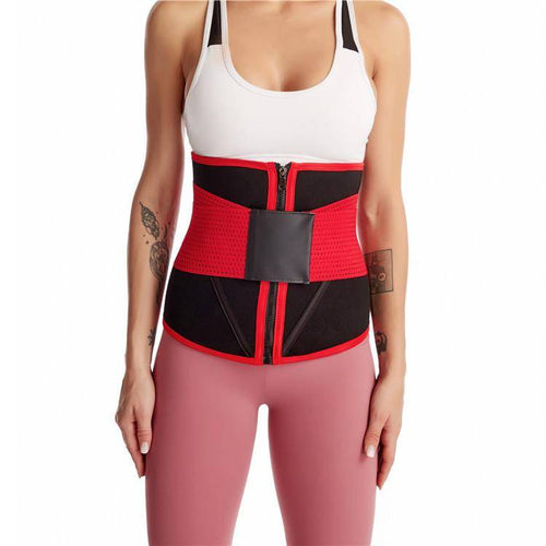 Workout Girdle Belt Waist Cincher Trimmer For Women