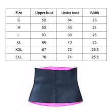 Load image into Gallery viewer, Sweat Shaper Waist Trimmer For Women