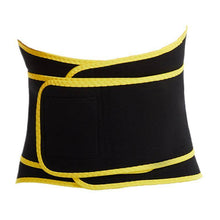 Load image into Gallery viewer, Neoprene Workout Corset Waist Cincher Tummy Control Sweat Belt