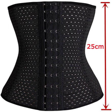 Load image into Gallery viewer, Waist Trainer Corset for Women Sport Workout Body Shaper-Waist Trainer-Sassywaist