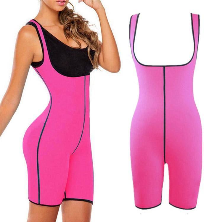 Neoprene Full Body Shaper For Women With Shorts