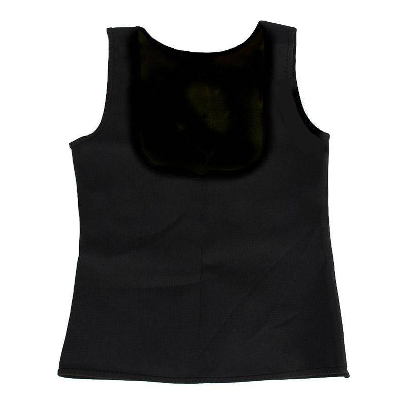 Women Neoprene Underbust Sweat Sauna Vest
