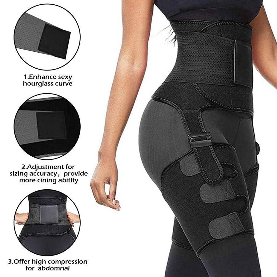 Butt Lifter Thigh Trimmer for Women-Waist Trainer-Sassywaist