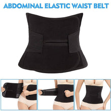 Load image into Gallery viewer, Women Sports Sweat Trimmer Waist Wrap Belt-Wrap Belt-Sassywaist
