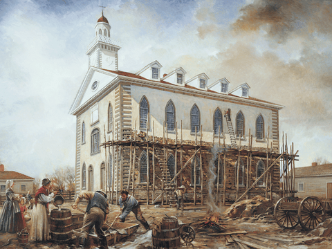 Kirtland Temple - Free Download