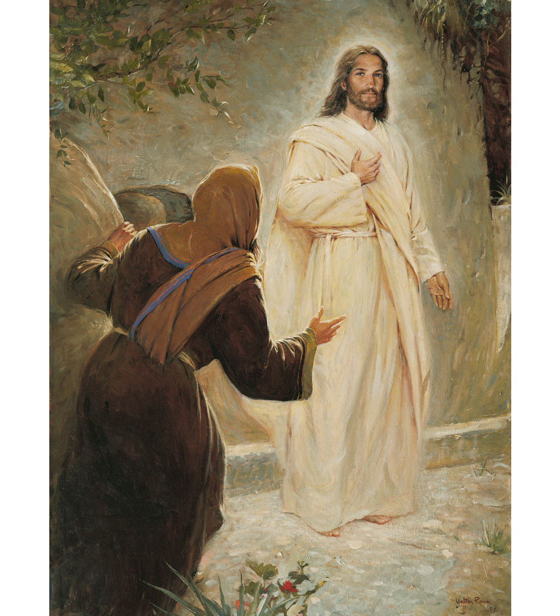 The Resurrected Christ