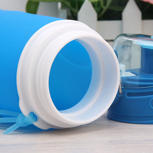 Eco-friendly Silicone Roll Cup
