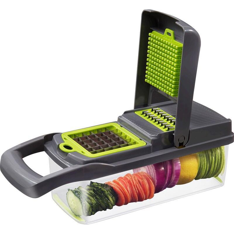 Super Convenient Veggie - Fruit - Meat Slicer