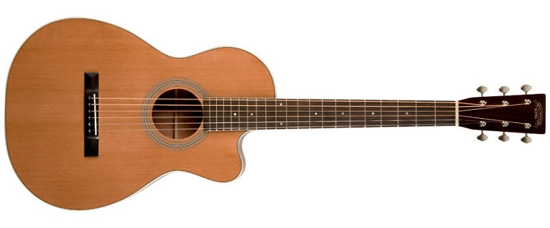 Cheap acoustic guitar