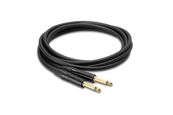 Hosa Technology Neutrik Edge 30 Ft. Straight-to-Straight Guitar Cable
