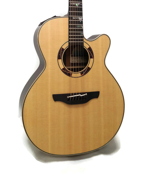 Takamine TSF48C Santa Fe Pro Series NEX Acoustic-Electric Guitar