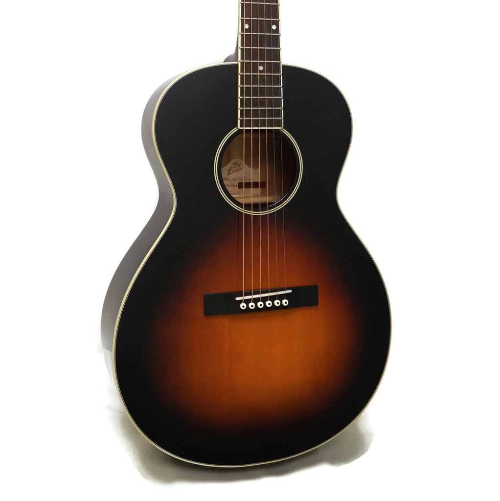 The Loar LH-250-SN All Solid Small Body Acoustic Guitar