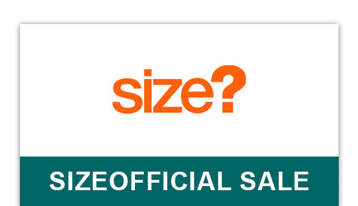 You will be redirect to Size?'s sale section