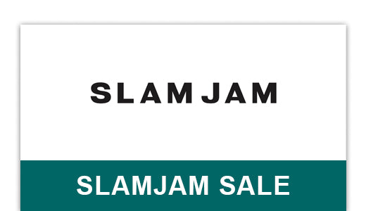 You will be redirect to SlamJam's sale section