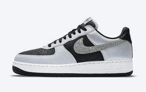 "Nike Air Force 1 ""Silver Snake"""