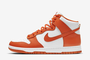 "Nike Dunk High ""Syracuse"""
