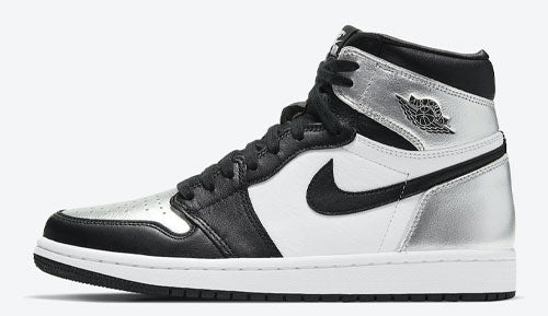 "Air Jordan 1 High OG WMNS ""Silver Toe"""