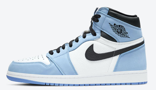 "Air Jordan 1 High OG ""University Blue"""