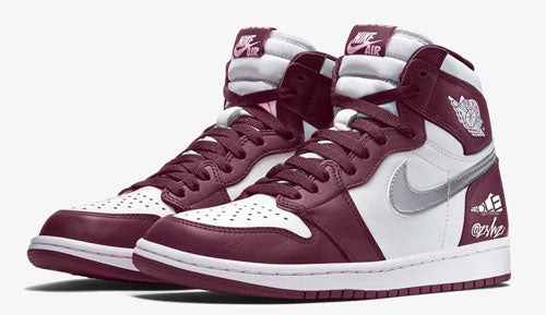 "Air Jordan 1 High OG ""Bordeaux"""