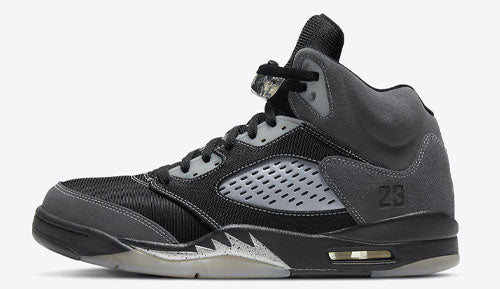 "Air Jordan 5 ""Anthracite"""