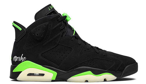 "Air Jordan 6 ""Electric Green"""